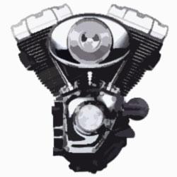 Vツインエンジン